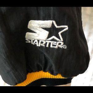 STARTER Jackets & Coats - Vintage 90's Penguins Starter Coat